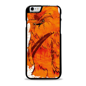 Star Wars Movie Funny Chewbacca Baby Iphone 6 plus Case
