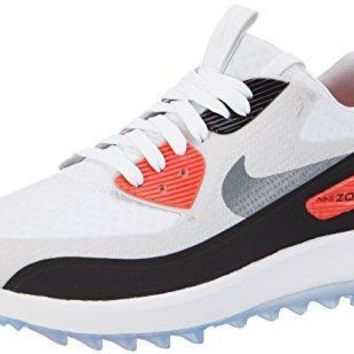 Nike Golf- Air Zoom 90 IT Shoes white nike air