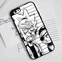 RICK AND MORTY PRINTS iPhone 7 | 7 Plus Case Planetscase.com