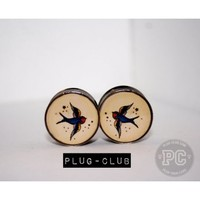 Sparrow Plugs by Plug-Cub