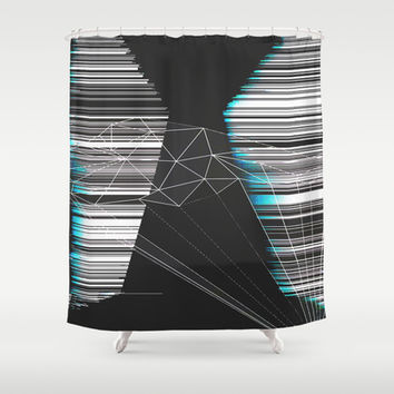 The Void Shower Curtain by DuckyB (Brandi)