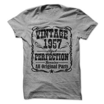 CUSTOMIZE WITH ANY YEAR... Vintage (YEAR) Aged Perfection