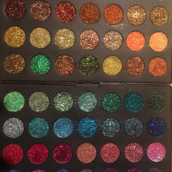 Glitter vault Pressed Cosmetic Glitter limited edition!!