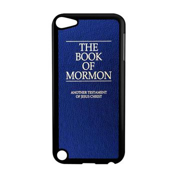 The Book Of Mormon Cover Book iPod Touch 5 Case