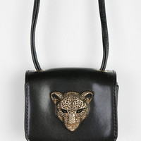Urban Outfitters - Ecote Animal Head Mini Crossbody Wallet