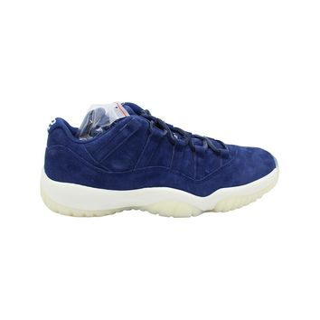 Air Jordan Men's 11 IX Low Retro Jeter RE2PECT
