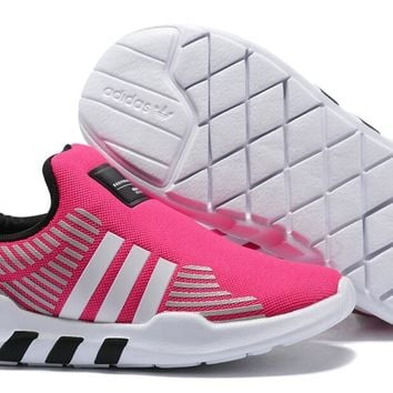 premium selection 86f31 fb1fb ADIDAS EQT Girls Boys Children Baby Toddler Kids Child Durable Breathable  Sneakers Sport Shoes