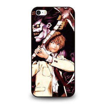 DEATH NOTE RYUK AND LIGHT iPhone SE Case Cover
