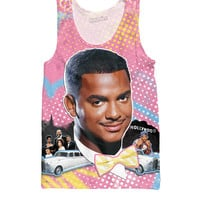 So Fresh Carlton Banks Tank Top