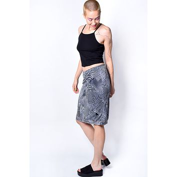 ECH Vintage What's Your Screen Name Skirt