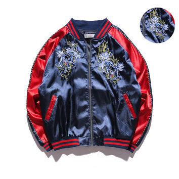 Sports On Sale Hot Deal Embroidery Winter Windbreaker Double-layered Baseball [10191548423]