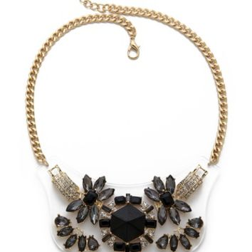 Adia Kibur Crystal Necklace