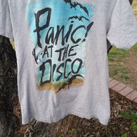 Panic at the Disco used good condition rock tee shirt size M