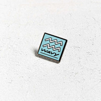 Pintrill Aquarius Pin - Urban Outfitters