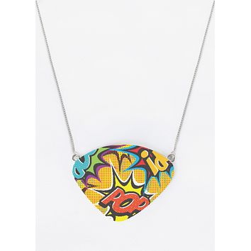 COMIC POP ART PENDANTS