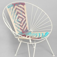 Magical Thinking Woven Wire Chair - Urban Outfitters