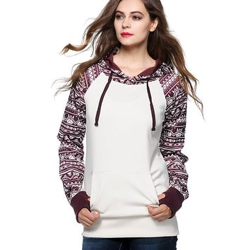 Ethic Style Hoodie Sweater With Pocket