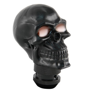 Shift Knob, Skull Universal Ford Mustang Subaru Wrx Honda Shift Knob Manual