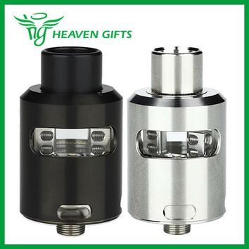 New Arrival GeekVape Tsunami 24 Plus RDA Rebuildable Tank Atomizer Supports Single or Dual Coil 24 Version work with Squonk MODs