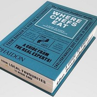 Good Reads: Where Chef's Eat-Restaurant-Guidebook