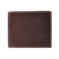 Fossil Lincoln Bifold Wallet - Brown