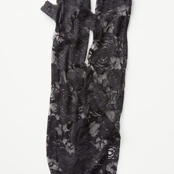 Free People First Sight Lace Gloves
