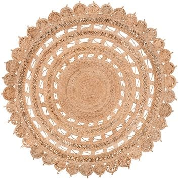 Surya Floor Coverings - SDZ1003 Sundaze 8' Round Area Rug