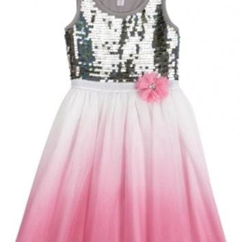 Embellished Dip Dye Tutu Dress | Girls Clearance Dresses Sale & Clearance | Shop Justice