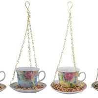 Hanging Tea Cup Feeder