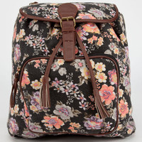 Lulu Hannah Floral Backpack Multi One Size For Women 24053995701