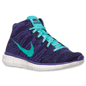 Women's Nike Free Flyknit Chukka Running Shoes