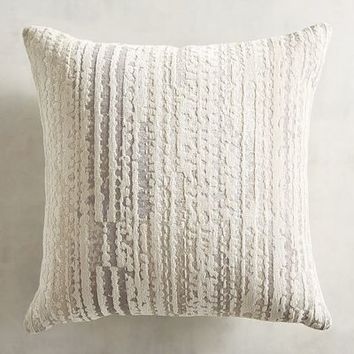 Arctic Metallic Pillow