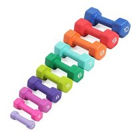 Walmart: CAP Barbell Neoprene Dumbbell (Available in 1lb - 10lbs), Single