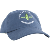 Circle Logo Corduroy Hat Cool Blue