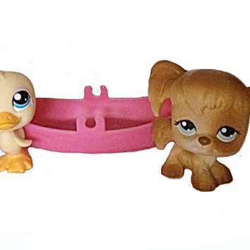 Littlest Pet Shop, LPS, Lps on the Go, Littlest Pet Dog, LPS Duck Set, Lps Boat, Little Pet Shop Toy , Lps Terrior, LPS Duck Pet, lps Boat