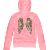 The Velour Hoodie - Victoria's Secret