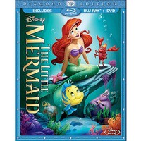 The Little Mermaid (Diamond Edition) (2 Discs) (Blu-ray/DVD) (R)
