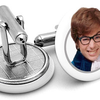 Austin Powers Cufflinks