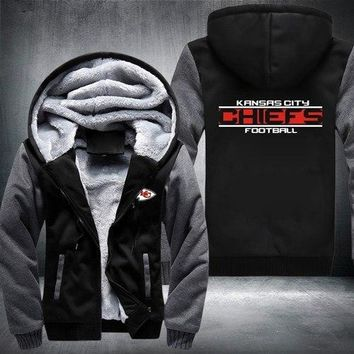 Kansas City Chiefs Fleece Jacket