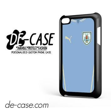 Uruguay Soccer Jersey For Ipod 4 Ipod Touch 4 Case Phone Case Gift Present YO