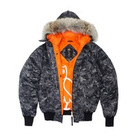 CHILLIWACK BOMBER JACKET OCTOBER'S VERY OWN X CANADA GOOSE | October's Very Own