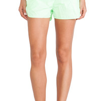 Lorna Jane Run Short in Green