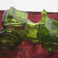 Vintage Haynes Apperson Avon Car Bottle, Vintage Decanter Bottle