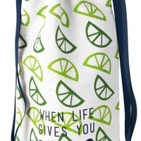 When life gives you limes make a drink Gift Bag