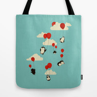 We Can Fly! Tote Bag by Jay Fleck