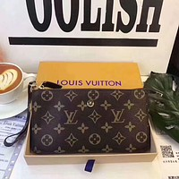 LV Trending Women Stylish Shopping Bag Leather Handbag Tote Zipper Wallet Purse I-AGG-CZDL