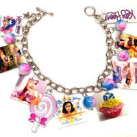 Katy Perry Lollipop Charm Bracelet