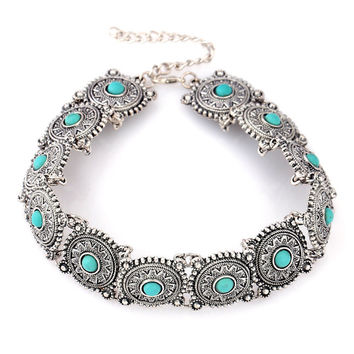 Enticing Boho Choker