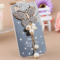 YESSTYLE: Fit-to-Kill- Tassel Butterfly iPhone 4/4S Case