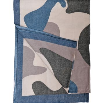 Mixology Camo Plush Scarf